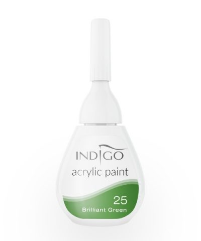 Acrylic paint 25 - Brilliant Green