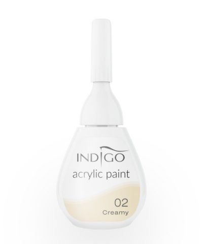 Acrylic paint 02 - Creamy