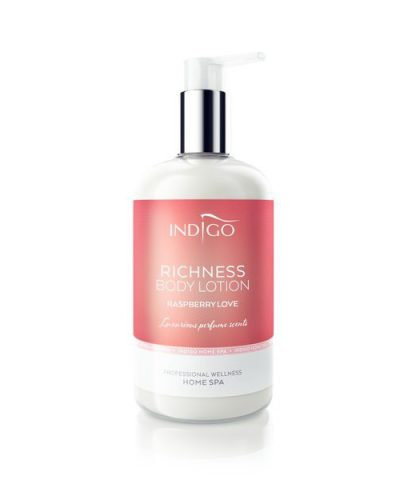 Raspberry Love - body lotion