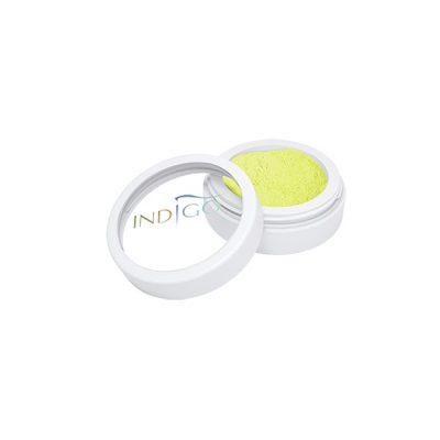 Lemon Indigo Acrylic Neon
