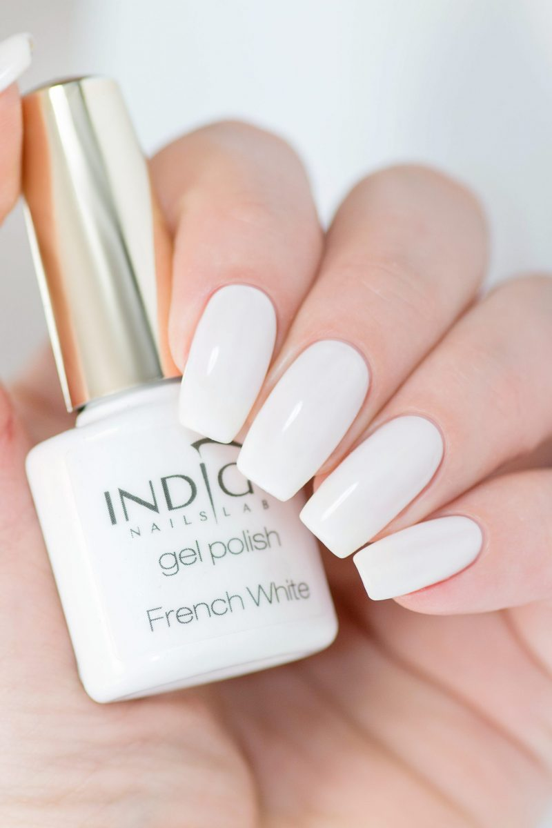 French White Gel Polish