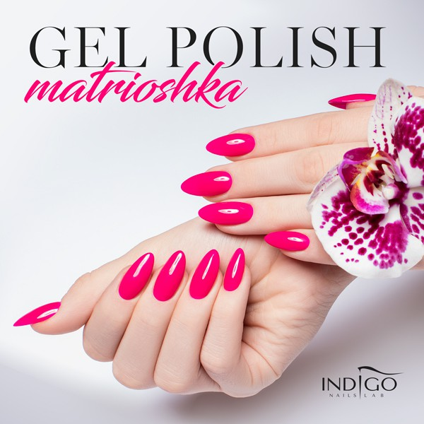 Matrioshka Gel Polish