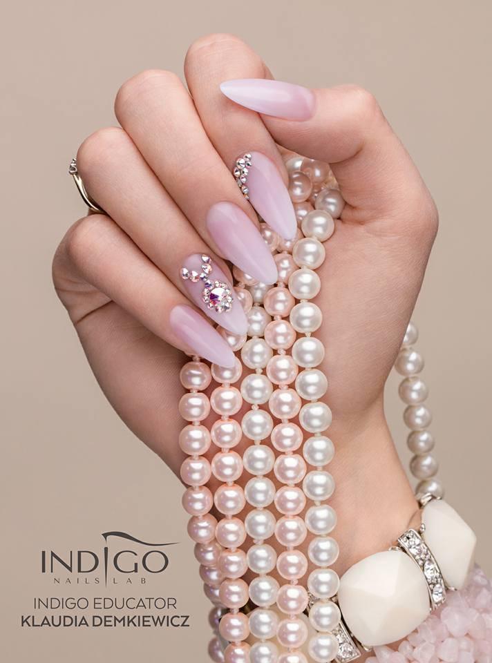 Easy Shape Milky Pink