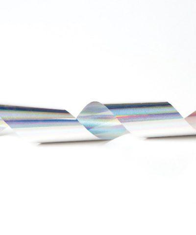 Silver Mirror Effect Foil