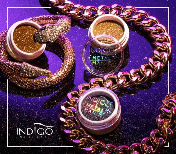 Metal Manix® 24 carat gold