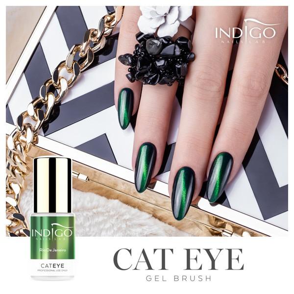 Rio De Janeiro Cat Eye Gel Brush