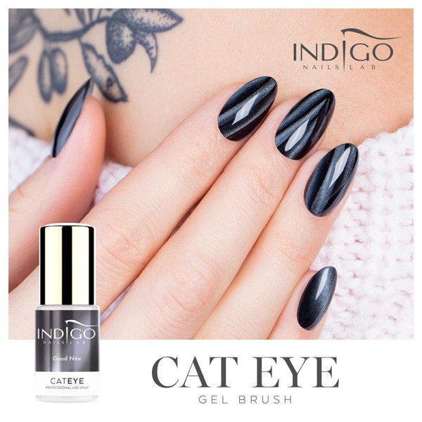 Good Nite Cat Eye Gel Brush