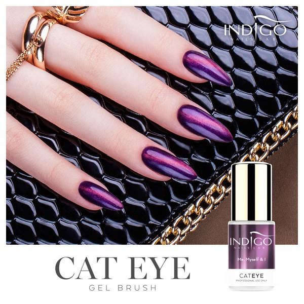 Me, Myself & I Cat Eye Gel Brush