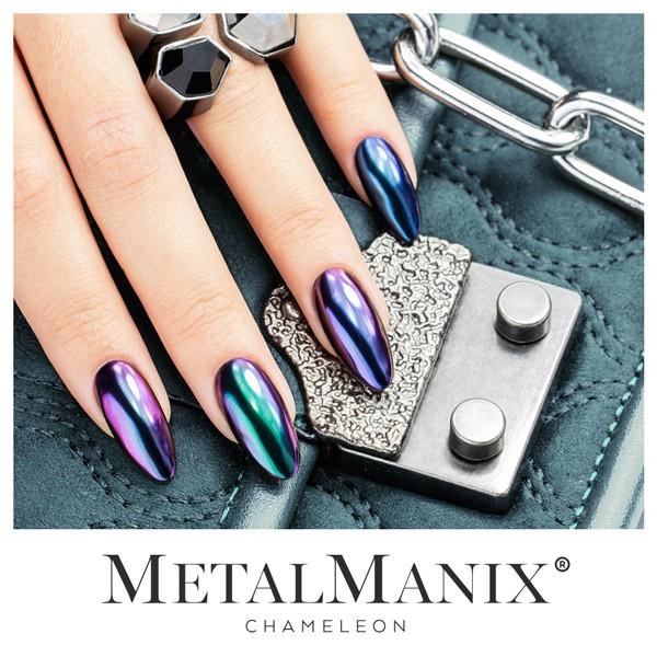 Metal Manix® Chameleon Blue Devil