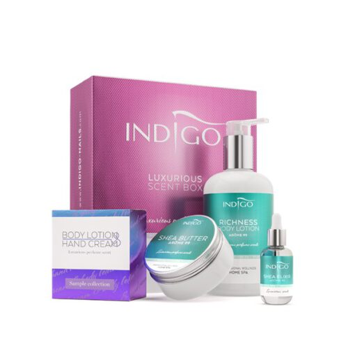 Arome 99 – Indigo Home SPA Set