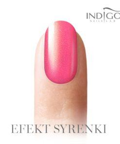 Mermaid Effect Neon Pink