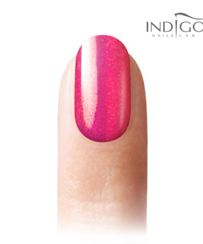Pixel Effect Neon Pink