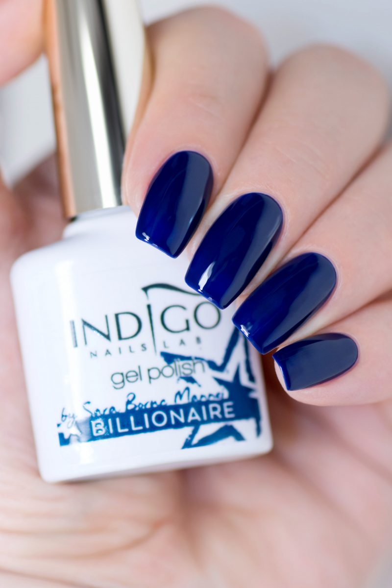 Billionaire Gel Polish by Sara Boruc