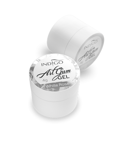Art Gum Gel - White Rose