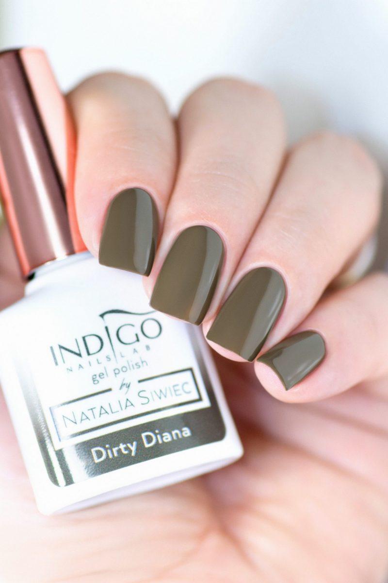 Dirty Diana Gel Polish by Natalia Siwiec