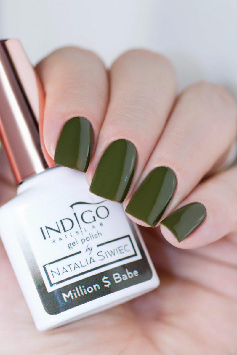 Million $ Babe Gel Polish by Natalia Siwiec