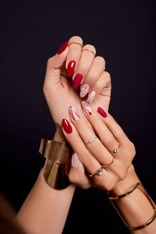 Smokin' Gun Gel Polish by Sara Boruc Mannei